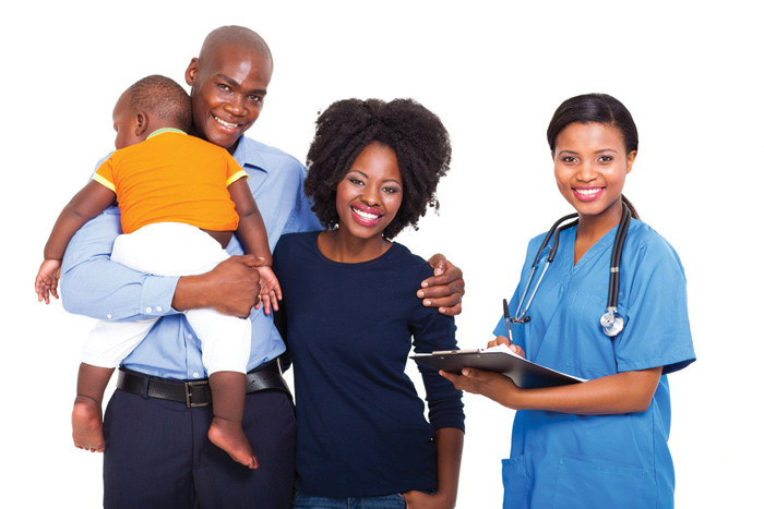 black-family-doctor
